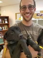 Adoption at the Humane Society